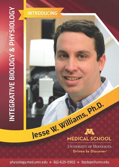 Jesse Williams Card