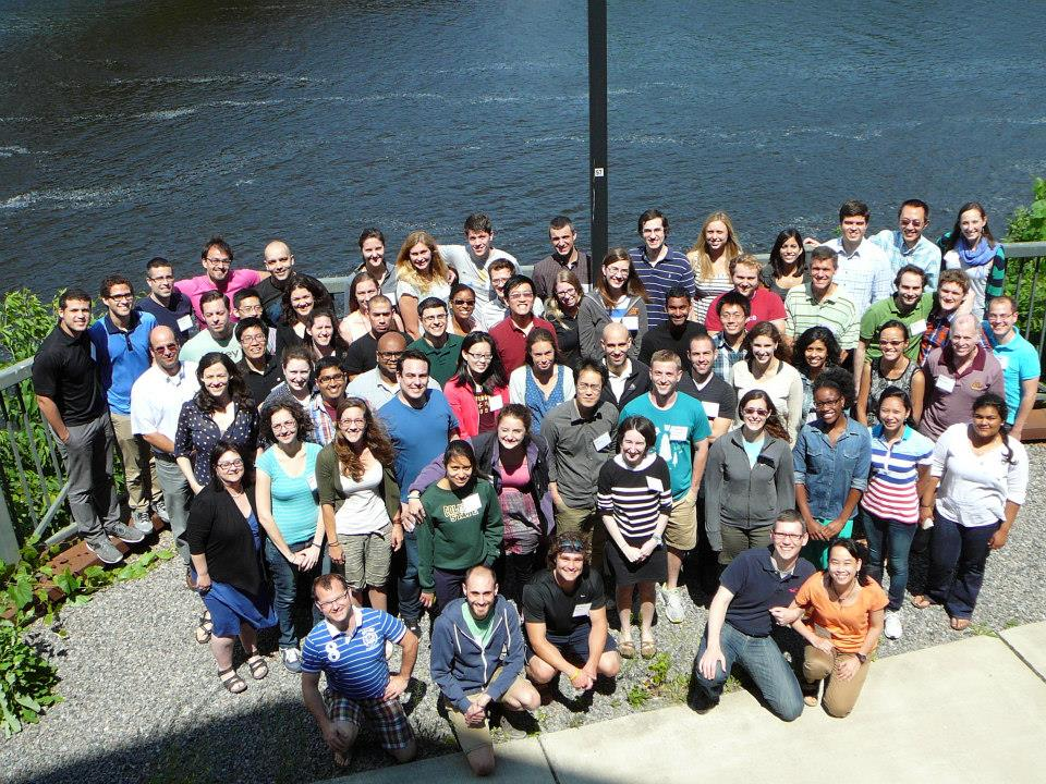 2014 retreat participants