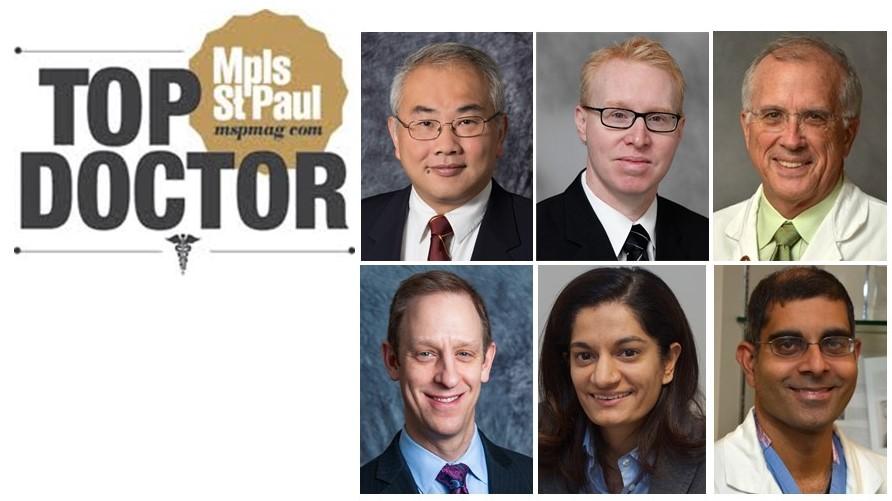2018 Mpls/St Paul Top Doctors