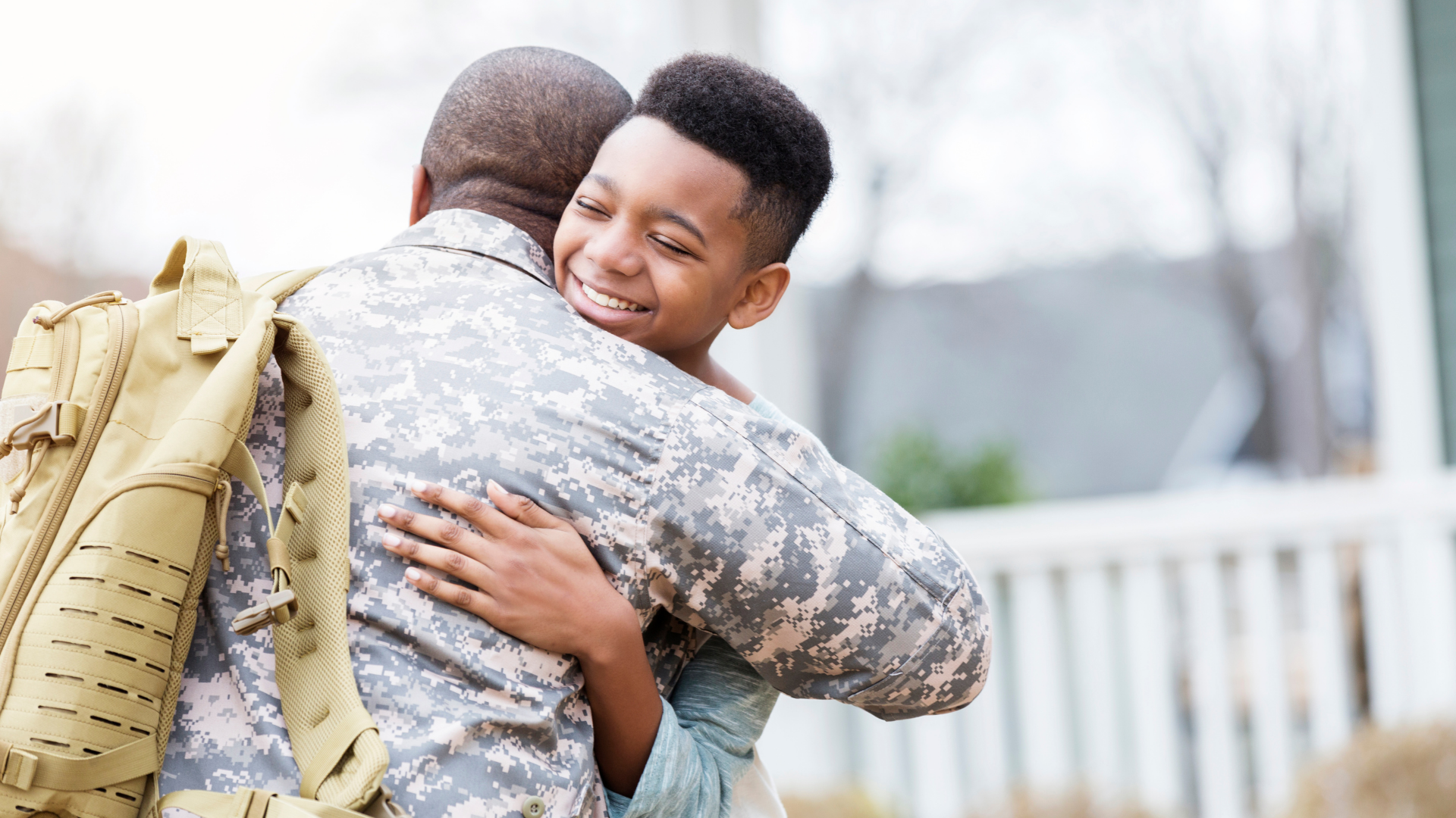 New Research to Help Military Members, Families During Post-Deployment Transition