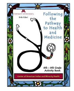 Following the Pathway to Health and Medicine: 4th - 6th Grade Activity Book cover