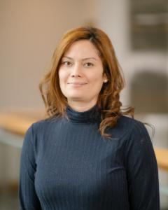 Portrait of Dr. Zoi Sychev