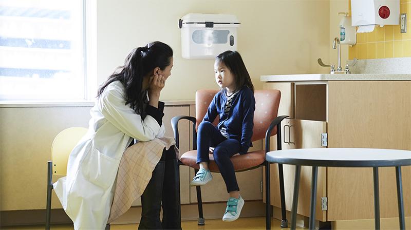adoption medicine clinic