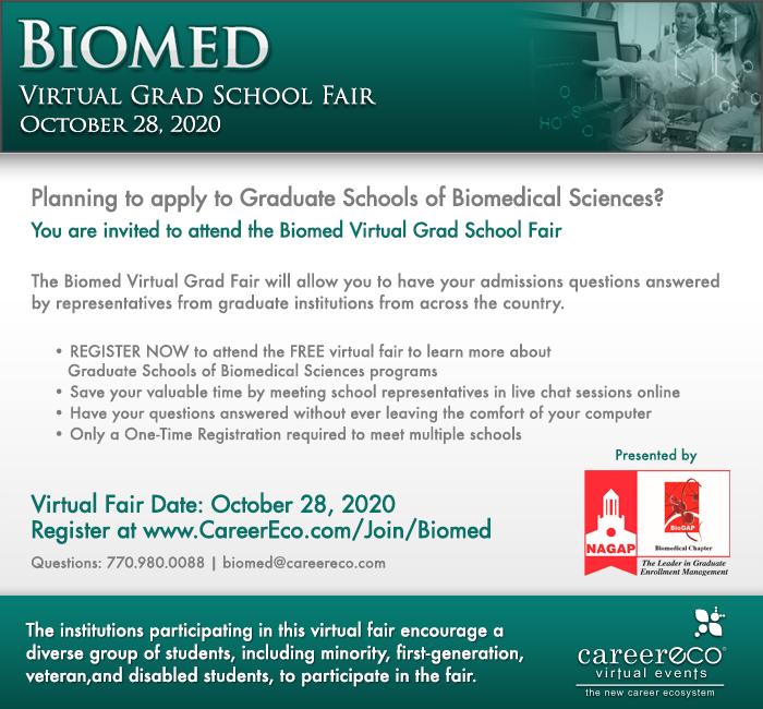 Biomed Grad Fair