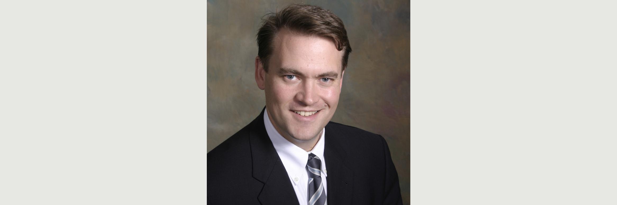 Dr. Charles J. Ryan Headshot