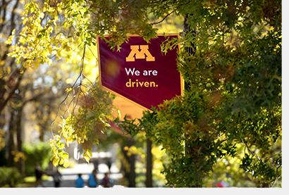 DRIVEN TO DISCOVER UMN Image