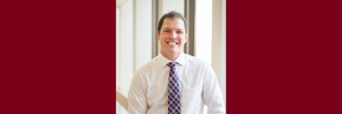 Headshot of Dr. James Dvorak