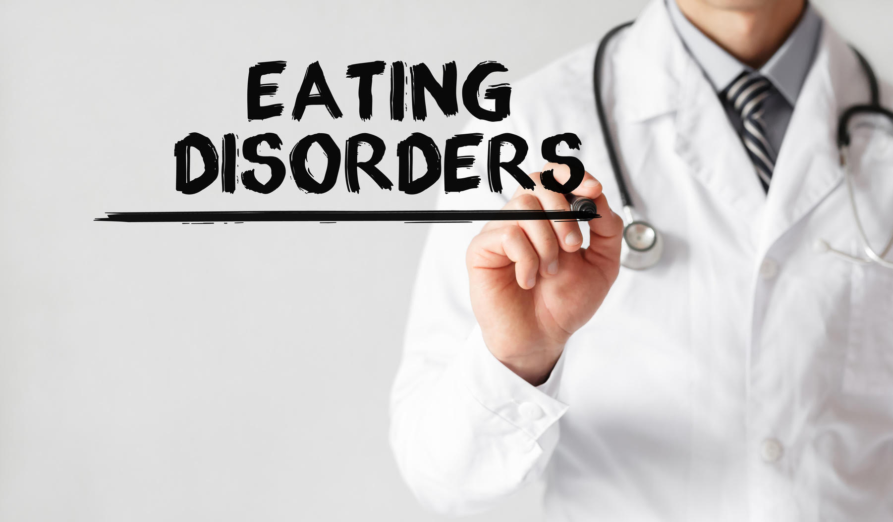 Eating Disorders Graphic