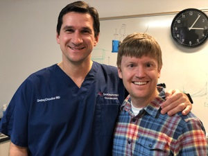 Ondrej Choutka, MD, and Andrew Grande, MD