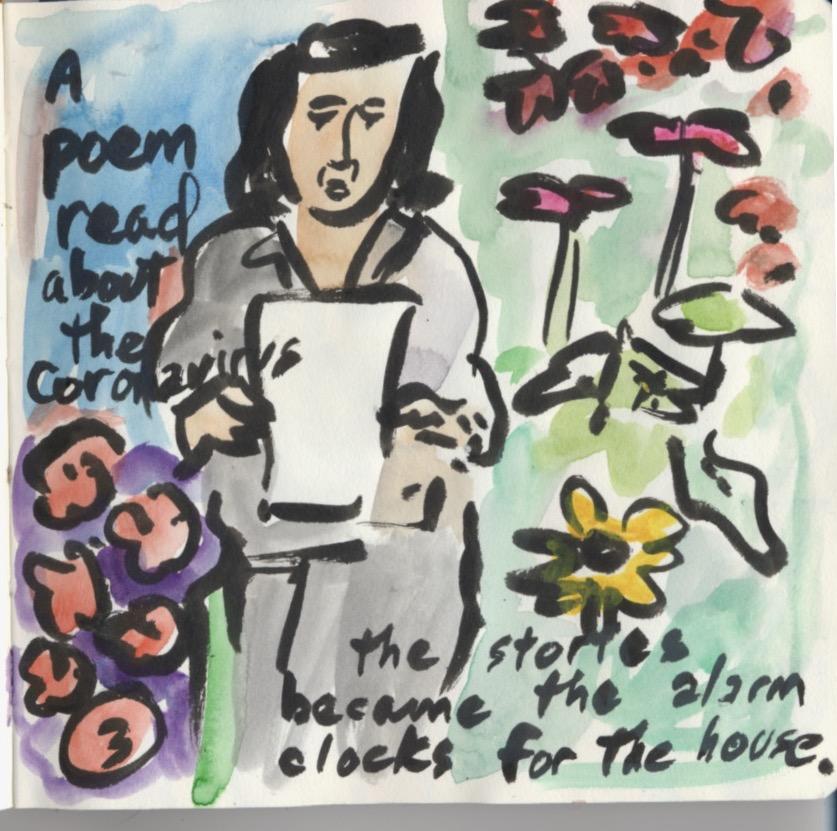 Poem Interpretation by Anita White