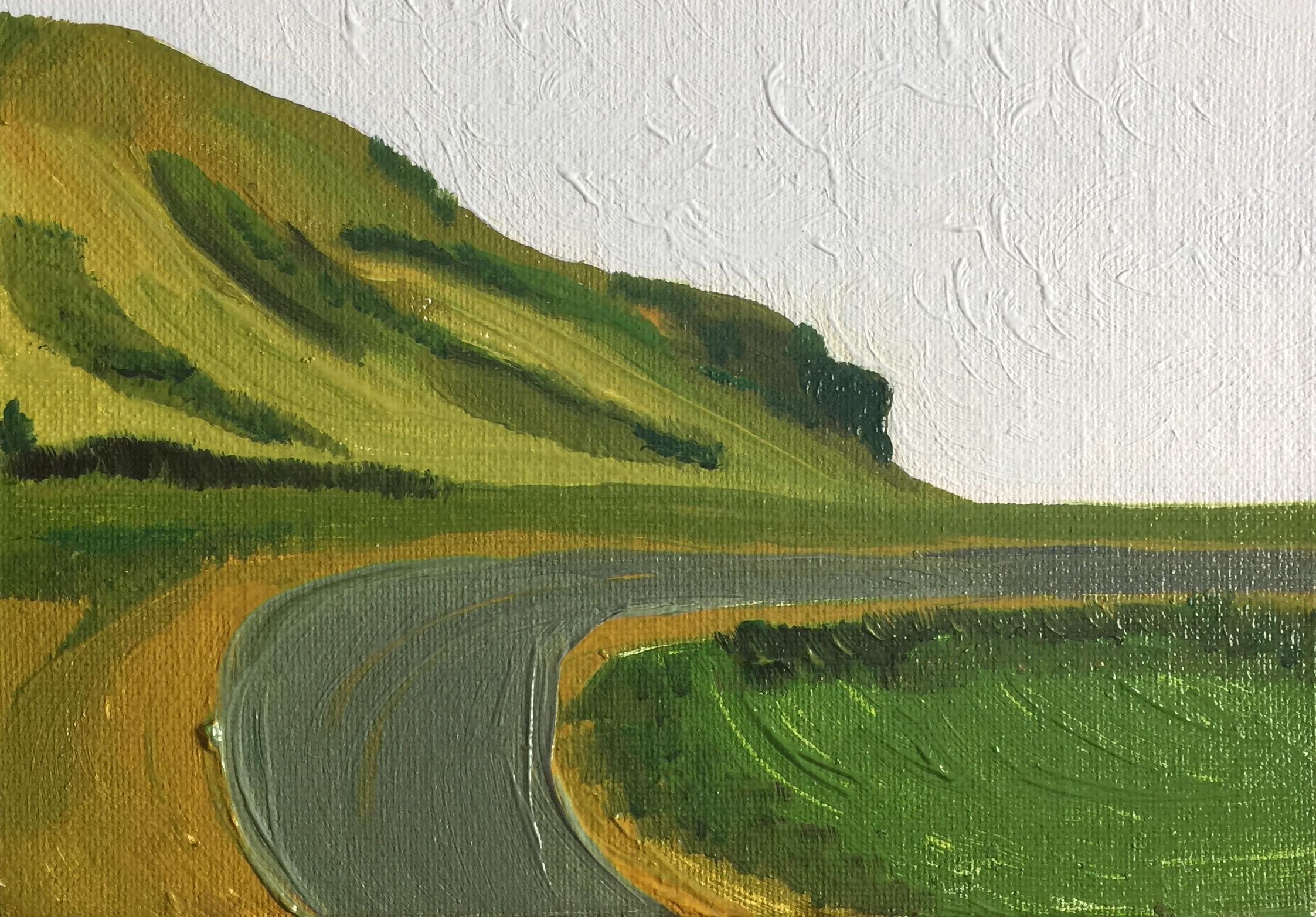 Iceland Day 1 by Carol Lange
