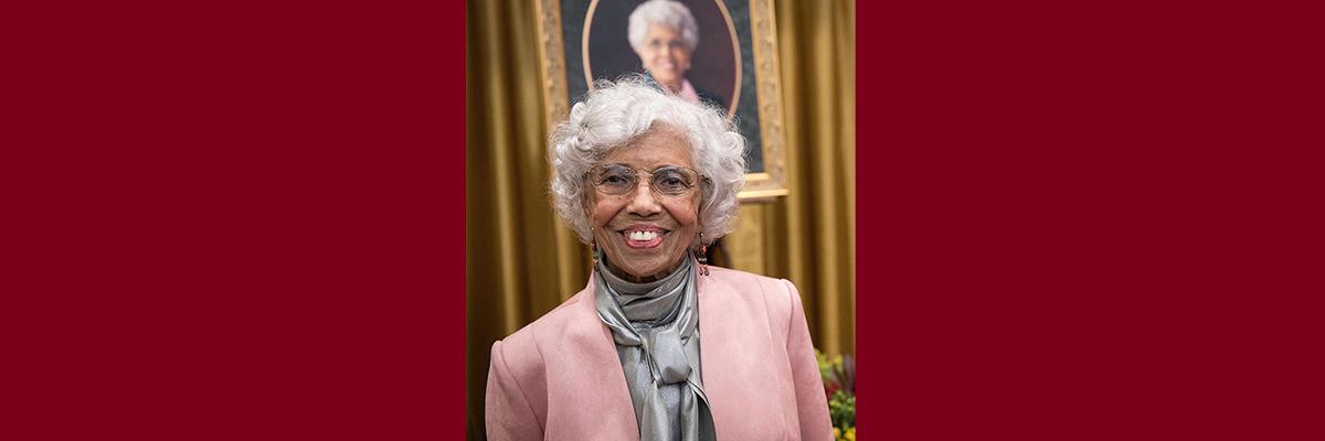 Dr. Josie Robinson Johnson
