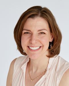 Julie Ostrander portrait
