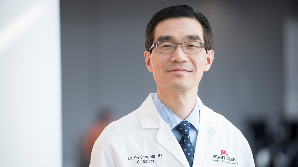 Dr. Lin Yee Chen Headshot