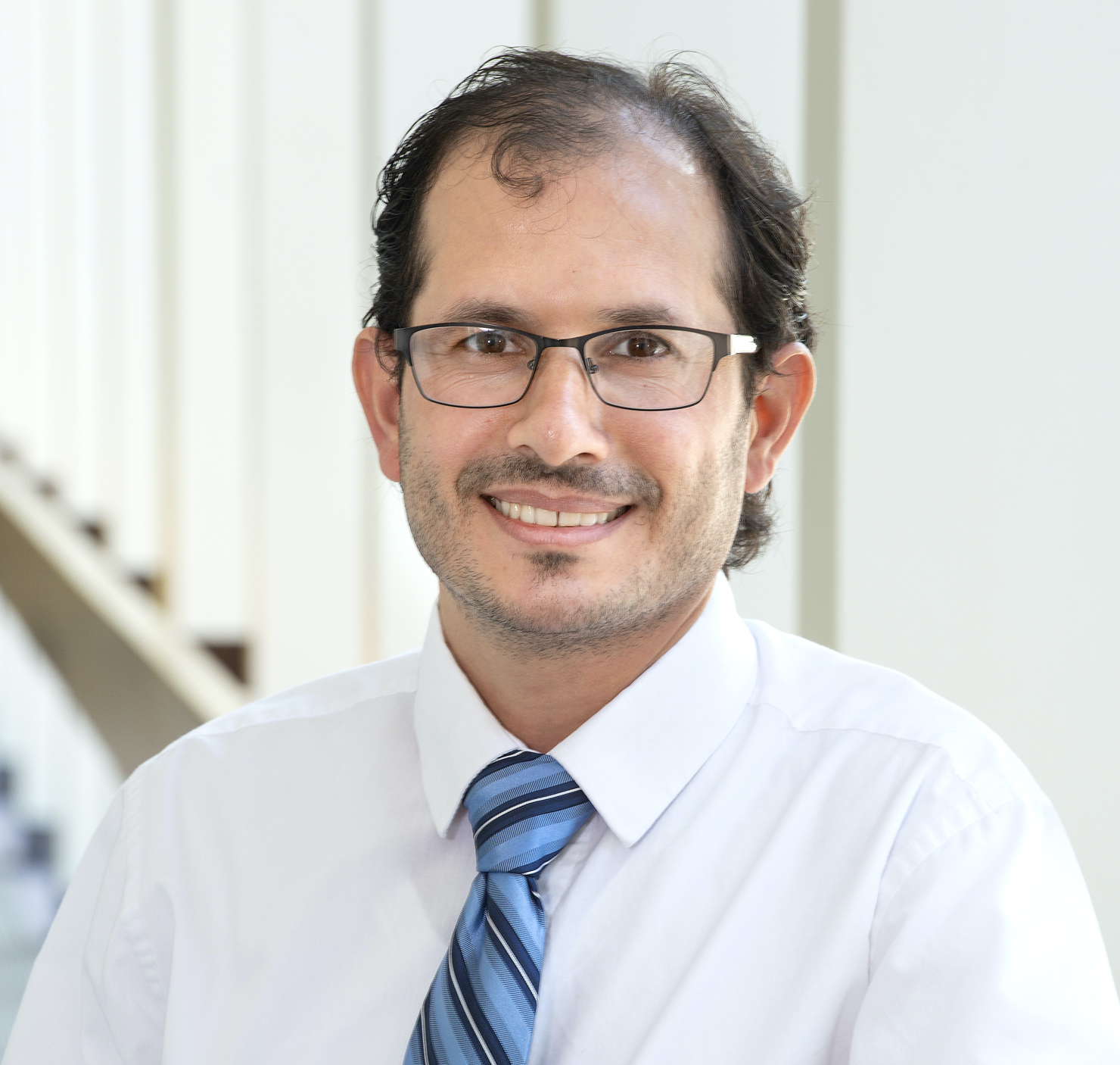 PMR resident Dr. Mahmood Alatbee
