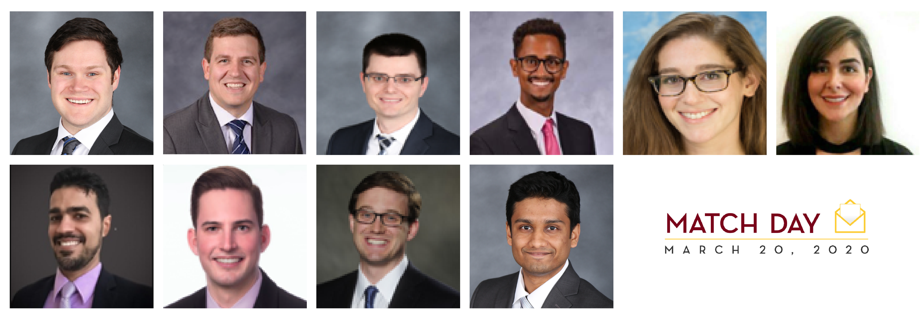 pgy 1 match students