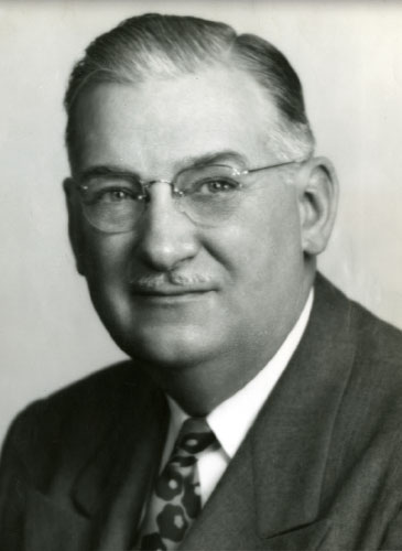 Portrait of Robert G. Green, M.D.