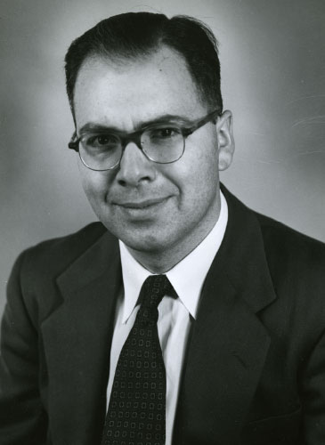 Portrait of Morley Cohen, M.D., Ph.D.