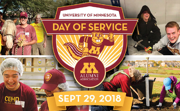 Collage of student service