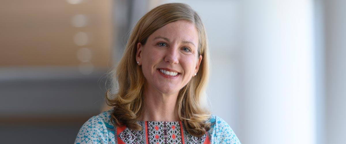 Heather Thompson Buum, M.D. Headshot