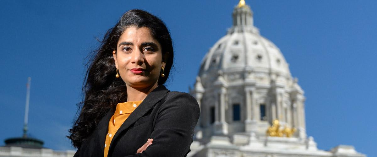 Laalitha Surapaneni, M.D., Headshot