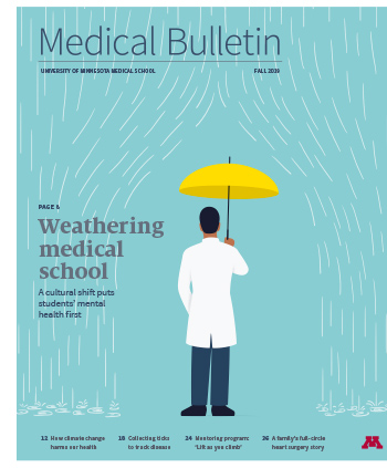 Medical Bulletin Fall 2019 Cover