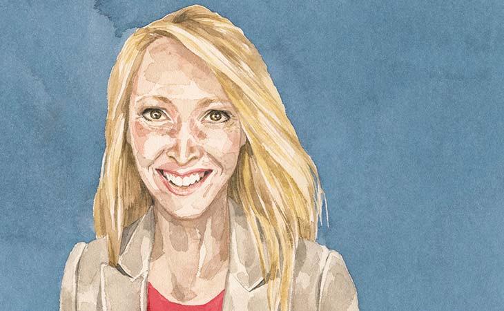 Jennifer Macdonald, M.D. illustration