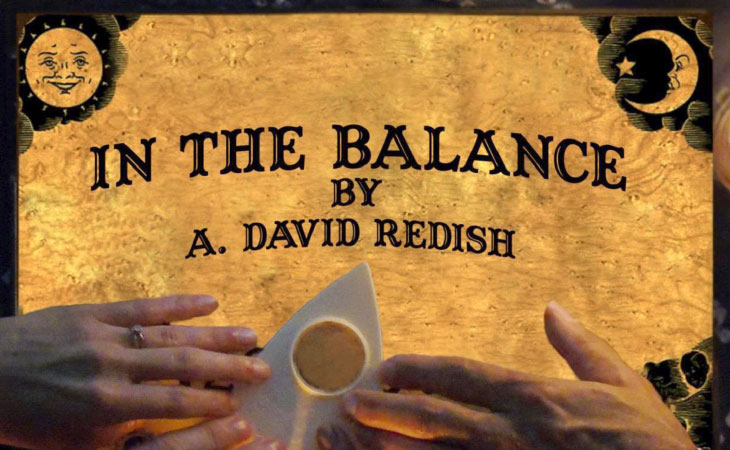 "Image of  ""In the balance"" book cover"