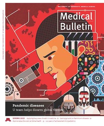 Medical Bulletin Spring 2015 Cover