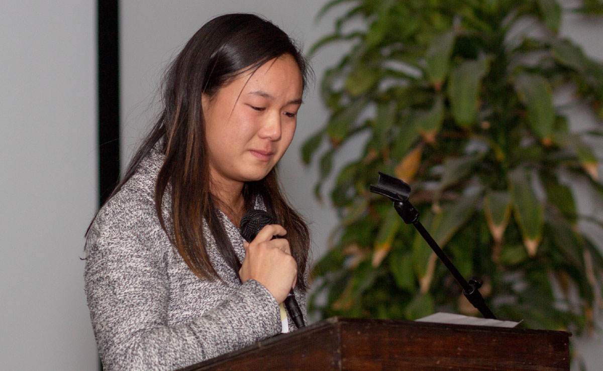 Photo of Jenny Zhang, M.D., family medicine resident