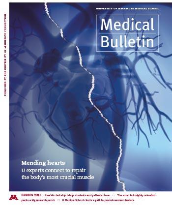 Medical Bulletin Spring 2016 Cover