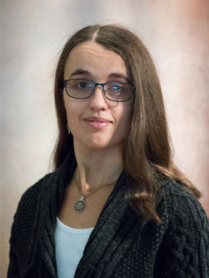 Hannah McMullan Portrait