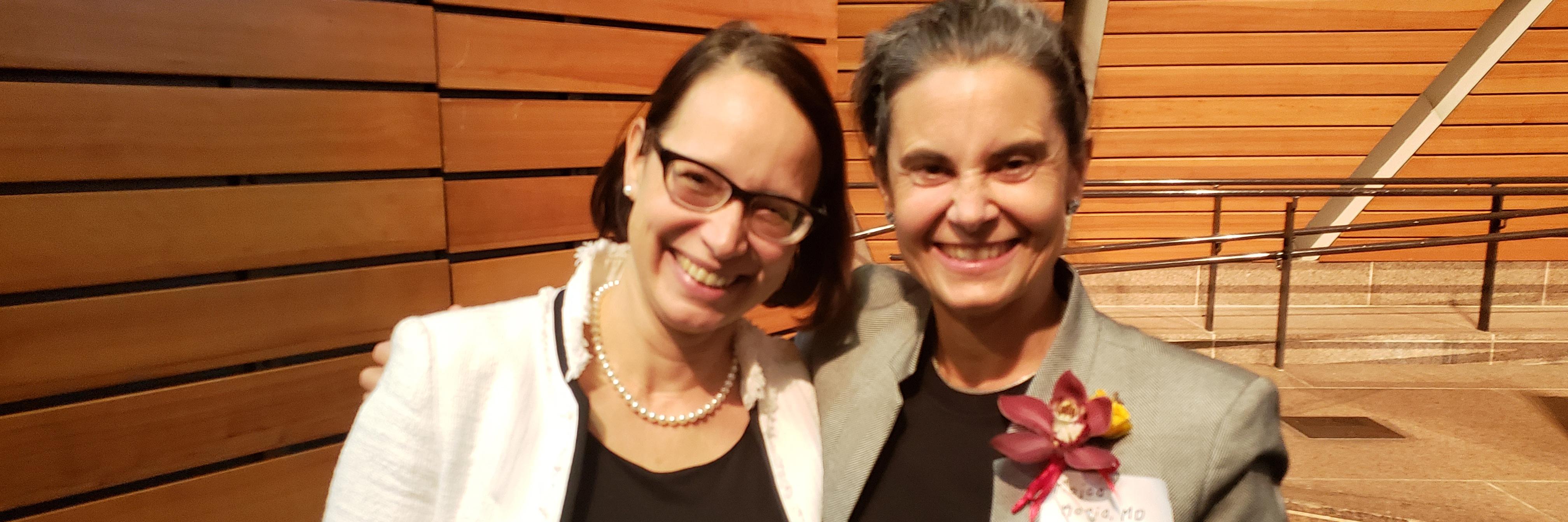 Dr. Richtsfeld and Dr. Konia