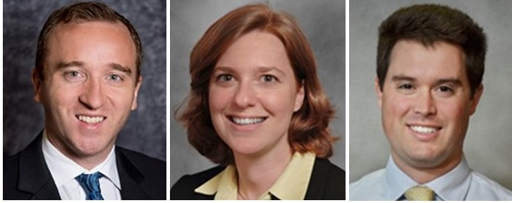 Robert McGovern, MD; Erin Holker, PhD, LP; Eric Waldron, PhD, LP
