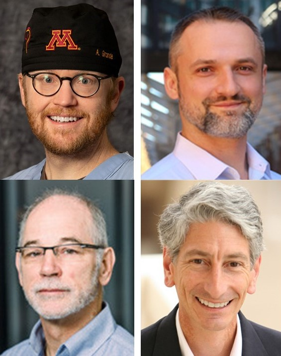 Andrew Grande, MD, Tim Kowalewski, PhD, Jurgen Konczak, PhD, Jeff Kritchmar, PhD