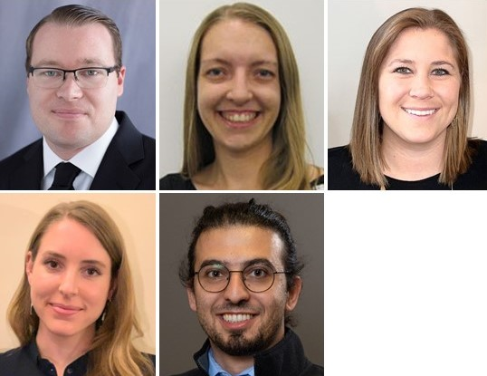 New psychiatry fellows collage 2