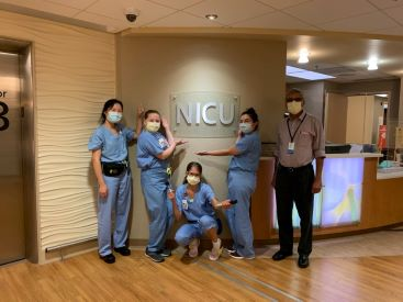 Residents in the NICU