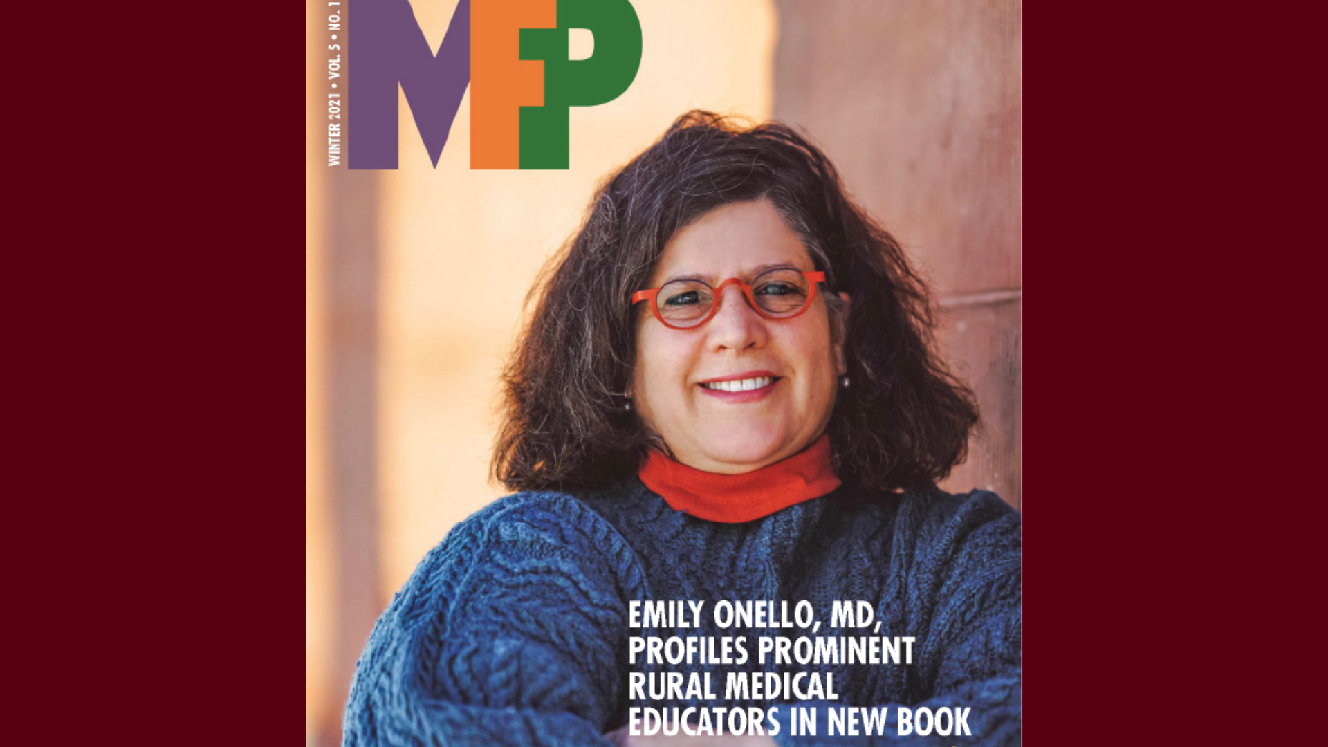 Dr. Emily Onello Profiles Prominent Rural Medical Educators