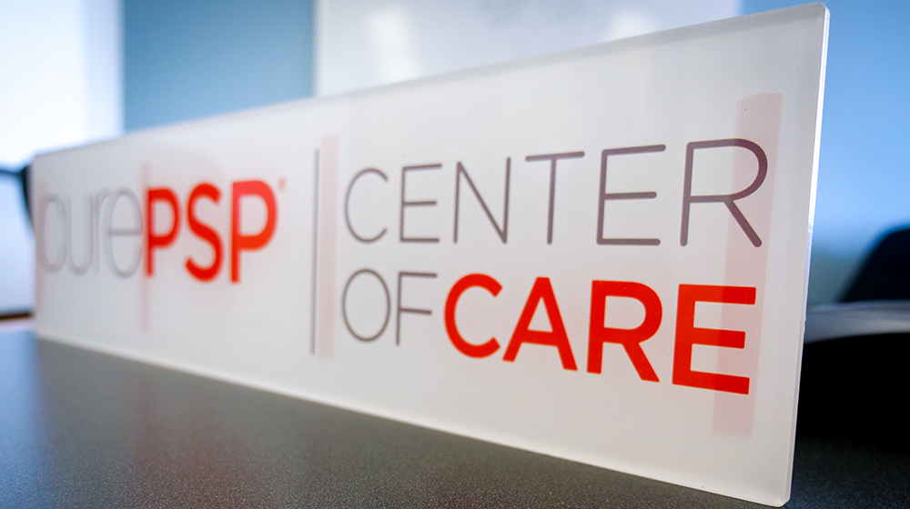 Cure PSP Center of Care Award