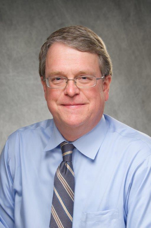 Headshot of Dr. Douglas Whiteside