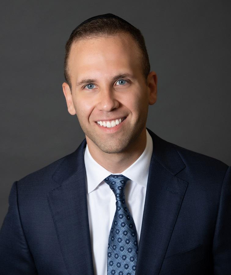 Headshot of resident Dr. Jonathan Reisman