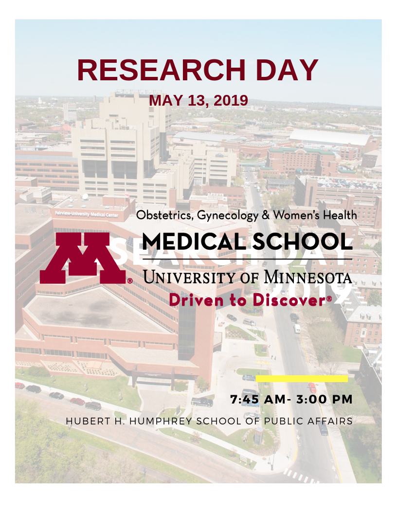 Resident Research Day