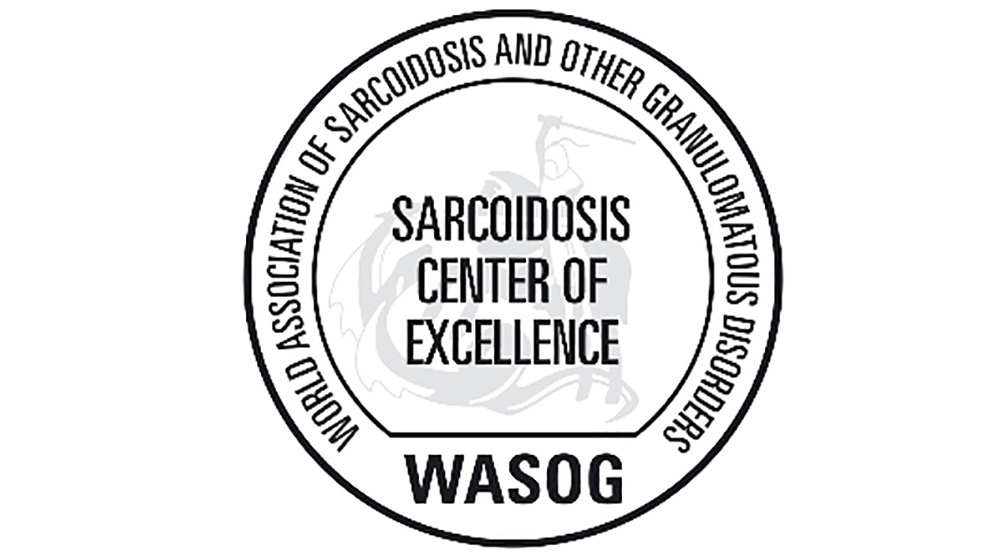 Sarcoidosis Center of Excellence Logo