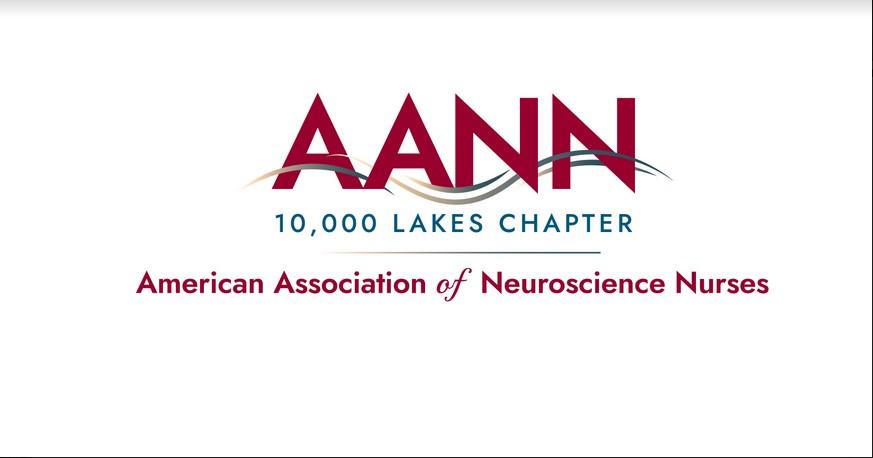 AANN 10,000 Lakes Chapter Logo