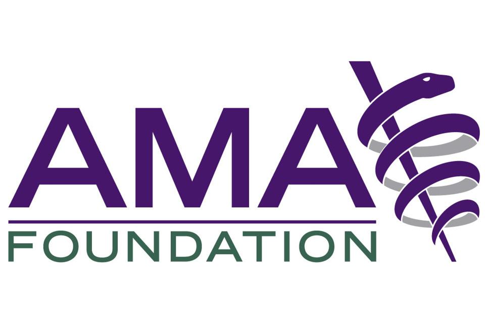 American medical association foundation logo