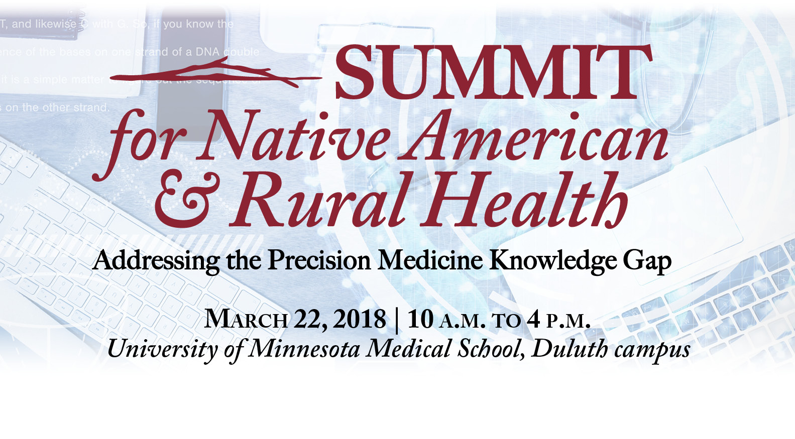 Summit for Native American & Rural Health