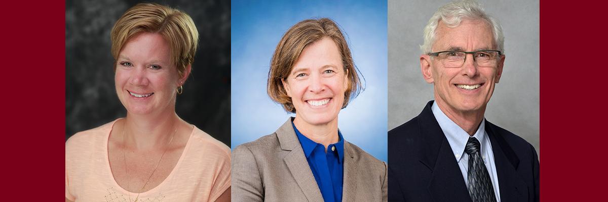 Drs. Justesen, Pereira, and Roberts