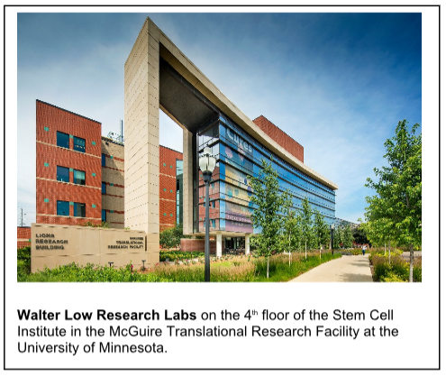 Stem Cell Institute Photo
