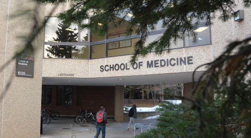 Keck School of Medicine Building
