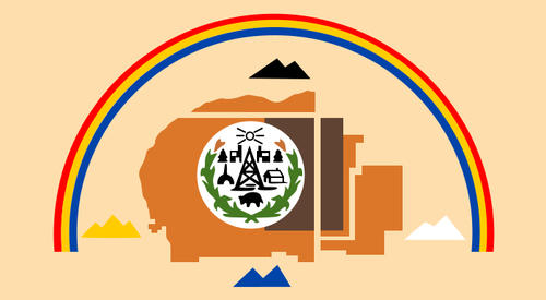 Flag of Navajo Nation